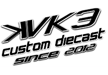 KVK3 CUSTOMS Diecast